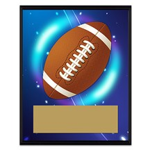 Exclusive Football Plaque
