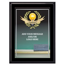 Exclusive Academic Plaque - 4 Sizes