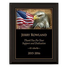 Eagle Plaque - 3 Sizes