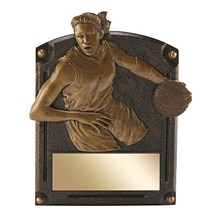 Female Basketball Legends of Fame Resin - 2 Sizes