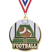 Hi-Tech Series Football Medal