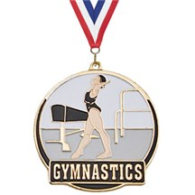 Hi-Tech Series Female Gymnastics Medal