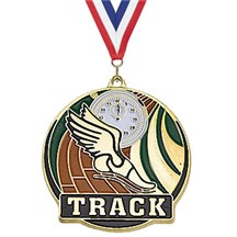 Hi-Tech Series Track Medal