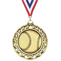 Superstar Series Baseball Medal