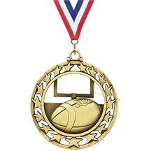 Superstar Series Football Medal