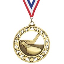 Superstar Series Hockey Medal