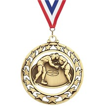 Superstar Series Wrestling Medal