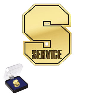 Service Pin