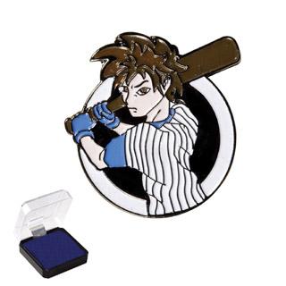 "1"" Baseball Sports Pin"