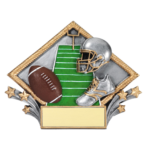 Football Diamond Plate