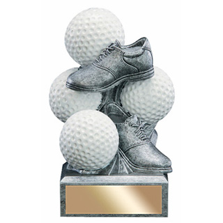 6 in Golf Resin Sports Bank