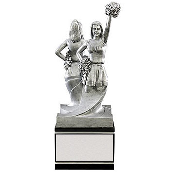 "8.5"" Cheer Double Action Resin"