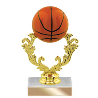 5-3/4 in Basketball Trophy