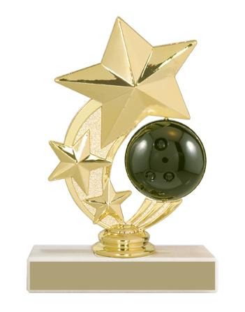 5-3/4 in Bowling Trophy