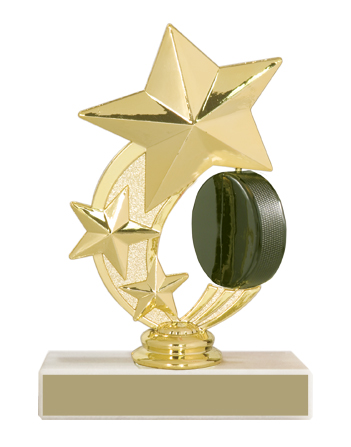 """5-3/4"""" Hockey Trophy"""