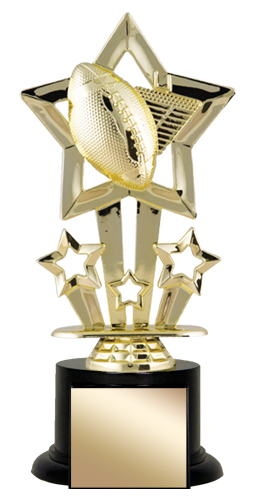 "8"" Football Trophy"