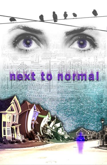 Next To Normal at Kalita Humphreys Theater 2011
