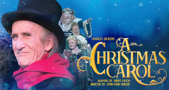 A Christmas Carol at South Coast Repertory Segerstrom Stage 2016
