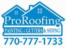 Pro Roofing & Siding, LLC Logo