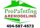 ProPainting & Remodeling, LLC Logo