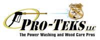 Website for Pro-Teks Power Washing and Wood Care LLC