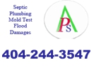 Website for Affordable Plumbing & Septic