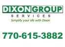Website for Dixon Group Services, LLC