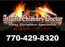 Website for Atlanta Chimney Doctor, LLC