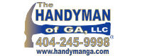 Website for The Handyman of GA, LLC