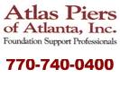 Website for Atlas Piers of Atlanta, Inc.