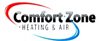 Website for Comfort Zone Heating & Air
