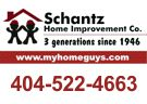 Website for Schantz Home Improvement Company