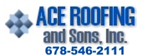 Website for Ace Roofing & Sons, Inc.