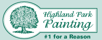 Website for Highland Park Painting