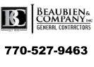 Website for Beaubien & Company, Inc.