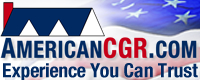 Website for AmericanCGR.com