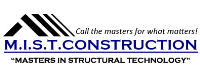 Website for M. I. S. T. Construction