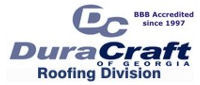 Website for Duracraft of Georgia Siding & Window Company