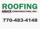 Website for Arrack Construction, Inc.