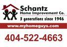 Website for Schantz Home Improvement Company
