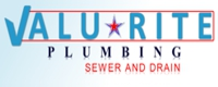 Website for Valu-Rite Plumbing, Inc.