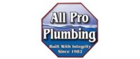 Website for All Pro Plumbing, Inc.