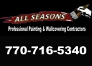 Website for All Seasons Painting, LLC