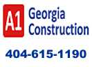 Website for A1 Georgia Construction, LLC