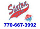 Website for Staton Heating & Air