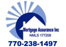 Website for Mortgage Assurance, Inc.