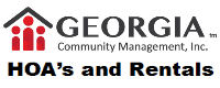 Website for Georgia  Community Management, Inc.