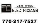 Website for TE Certified Electricians - Thrasher Electric, LLC