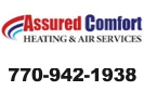 Website for Assured Comfort Heating & Air, Inc.