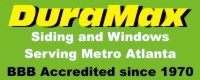 Website for Duramax Siding & Windows, Inc.